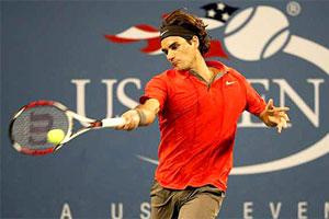 Federer necesita cinco sets para deshacerse de un correoso Andreev