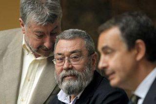 Los sindicatos se bajan los pantalones ante Zapatero