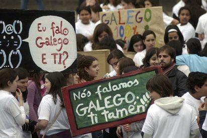 «Fusilaron a mi abuelo por galleguista y ahora a mis hijos les imponen el gallego»