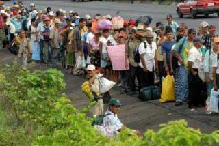 Grupos civiles marchan en Nicaragua contra las políticas de Ortega