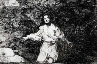 Roban un grabado de Goya que era exhibido en una galería en Bogotá