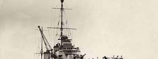 Tras la pista del peor desastre naval de Australia
