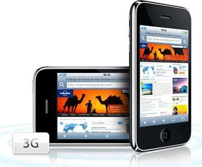 El iPhone 3G, 'gadget' del año