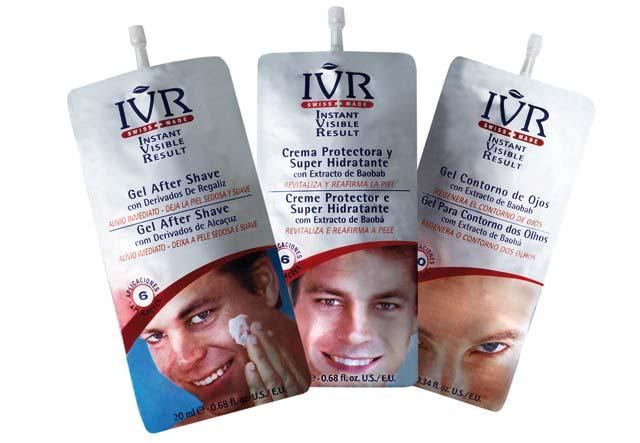 Nueva línea masculina de IVR Swiss+Made