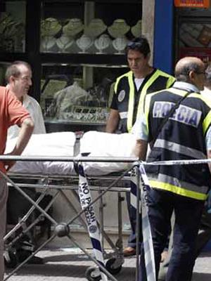 Un joyero muere degollado al resistirse a dos atracadores en su tienda de Leganés