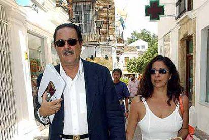 Julián Muñoz se desenamora de Isabel Pantoja y ella tiene nuevo acompañante