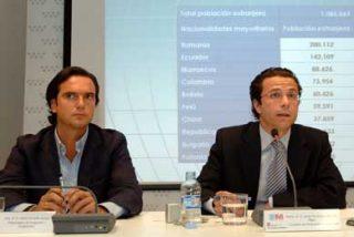 Madrid es la segunda CCAA con más extranjeros, por detrás de Cataluña