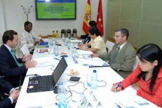 Representantes de embajadas de Asia y Africa se reúnen con Fernández-Lasquetty