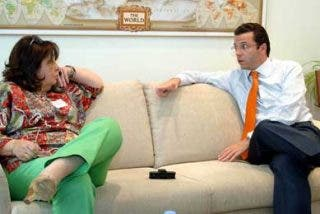 Javier Fernández-Lasquetty se reunió con la portavoz de Izquierda Unida