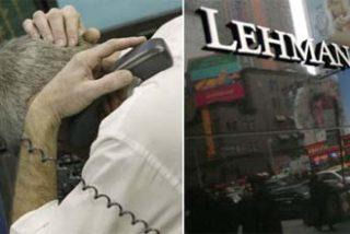 La Bolsa se desploma tras la quiebra del banco americano Lehman Brothers