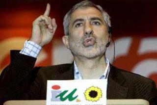 """Gaspar Llamazares: """"El Ministro Corbacho es un propagandista de la xenofobia"""""""