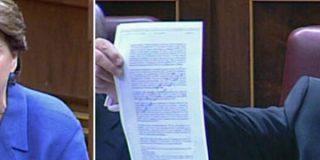 Fomento admite que filtró una cinta para probar que la ministra no mintió