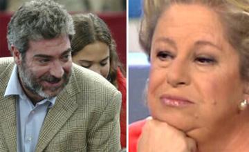 """María Antonia Iglesias, a Miguel Ángel Rodríguez: """"Eres un machista repugnante y un cabrón"""""""
