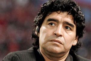 """Maradona: """"No le daría el balón de oro a Iker, sólo es un portero""""."""