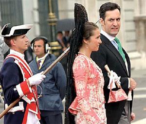La Infanta Elena alegaría consumo ocasional de cocaína para su divorcio con Marichalar