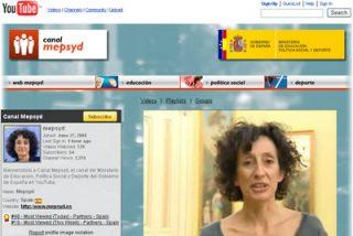 El Ministerio de Educación se apunta a YouTube