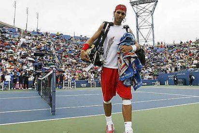 La lluvia suspende la semifinal entre Nadal y Murray