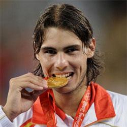 Rafa Nadal, premio Príncipe de Asturias de los Deportes 2008