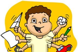 Uno de cada diez niños sufre déficit de atención, hiperactividad y comportamiento impulsivo