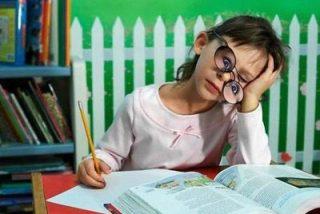 Cuando el fracaso escolar se arregla con... ¡unas gafas!