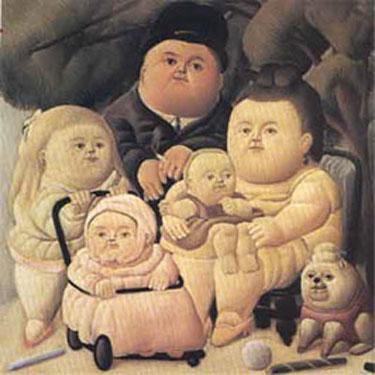 """Obesidad infantil, fruto de una educación muy """"pesada"""""""