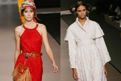 Chanel y Cavalli calientan motores para el otoño 2009