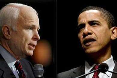 Obama y McCain suben la apuesta de cara al segundo debate presidencial