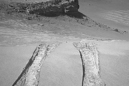 Opportunity salva el cráter Victoria