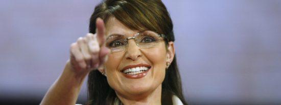 Sarah Palin confía en que sea Dios le muestre el camino para llegar a la Casa Blanca