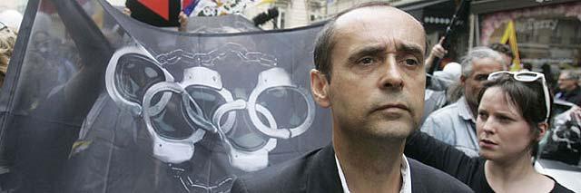 Robert Ménard, fundador de Reporteros Sin Fronteras, anuncia su dimisión