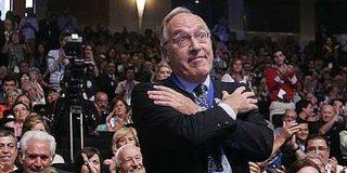 Aguirre arrasa en el congreso del PP madrileño