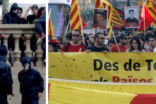 """La Audiencia pide con """"urgencia"""" información sobre la quema de banderas en la Diada"""