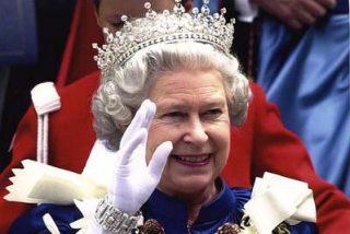 La reina Isabel, no tan millonaria