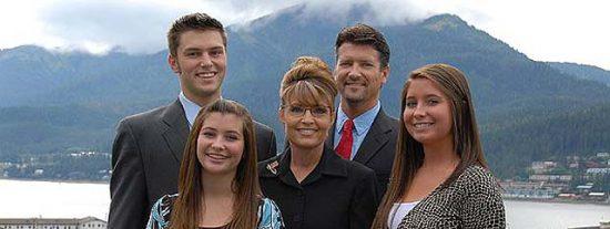 La hija de 17 años de Sarah Palin, embarazada