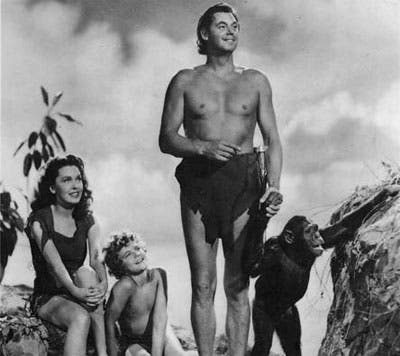 Hollywood rescata al mítico 'Tarzán'