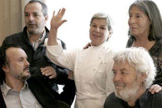 Restauradores e intelectuales expresan su apoyo a la cocinera Toñi Vicente