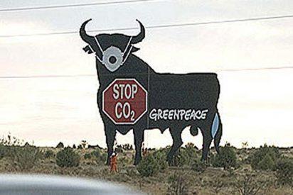 El Toro de Osborne ecologista