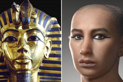 Tutankamón tuvo gemelas