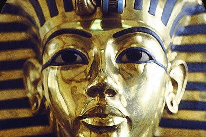 Tutankamón, padre de gemelas