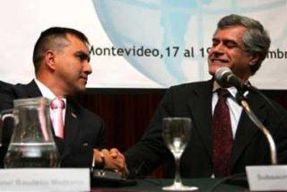 Todo inmigrante debe tener garantizados sus derechos, dice el vicecanciller Vaz