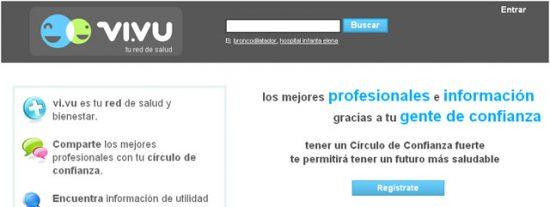 'Vi.Vu', la primera red social de salud en España, alcanza los 3.000 usuarios