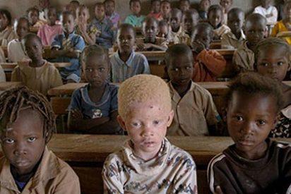 A la horca por asesinar a un niño albino