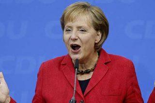 """Ángela Merkel anuncia """"un nuevo Gobierno"""""""