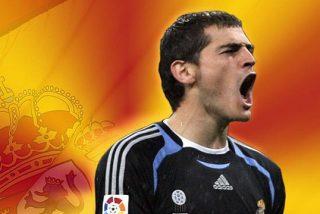 Iker Casillas es el auténtico