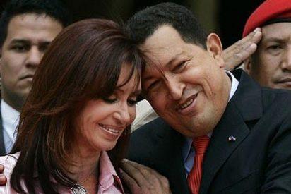 Un poncho para el presidente Zapatero