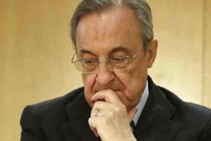 Florentino, obsesionado con Calderón