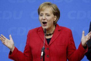 Merkel arrasa con el socialismo caduco