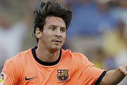 Messi se quita un dolor a cuenta del Getafe