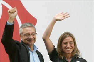 Los parados revientan un mitin del PSOE al grito de «ZP, embustero»