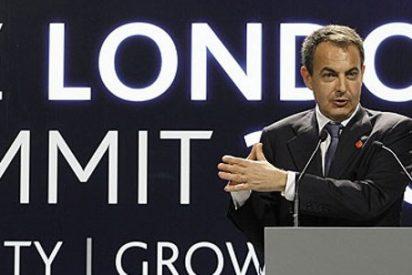 La prensa francesa le mueve a ZP su silla prestada en el G-20